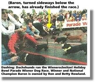 Baron wins in San Diego